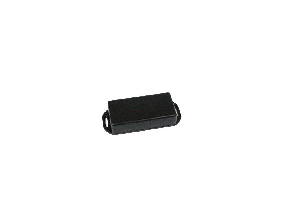 Plastová krabička HM1551GU, černá