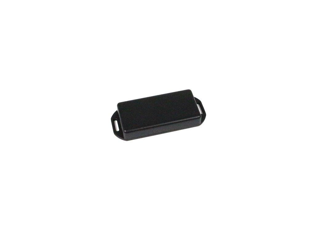 Plastová krabička HM1551FU, černá