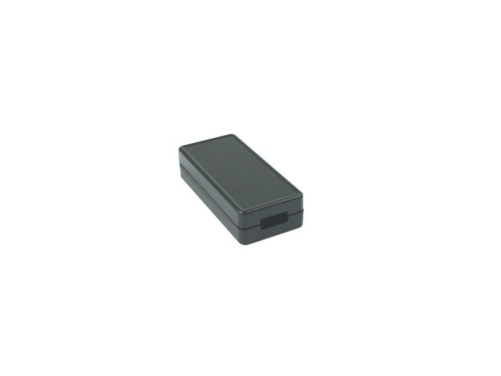 Plastová krabička USB3, černá
