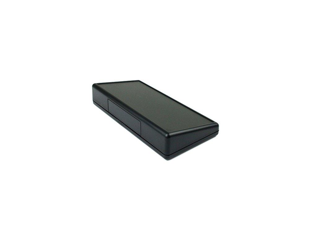 Plastová krabička HM1599ETSBK, černá