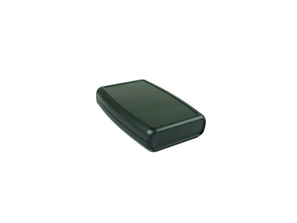 Plastová krabička HM1553BBKBKBAT, černá