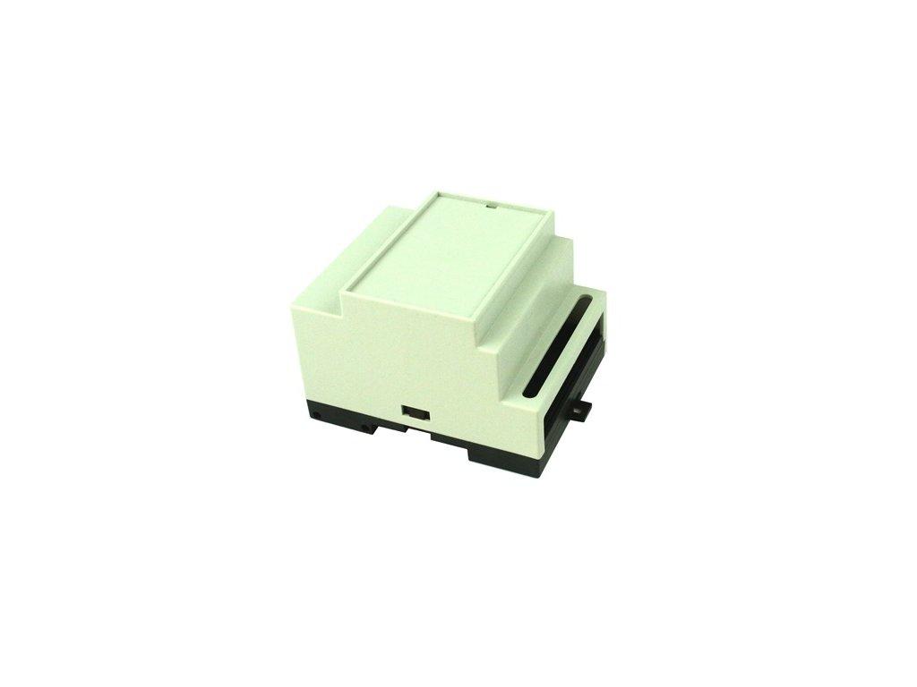 Plastová krabička BKDIN700 SPO/605