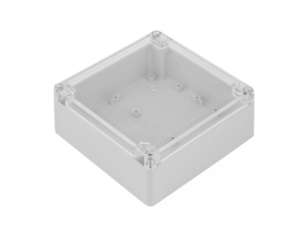 Plastová krabička ZP150.150.60JpH TM PC