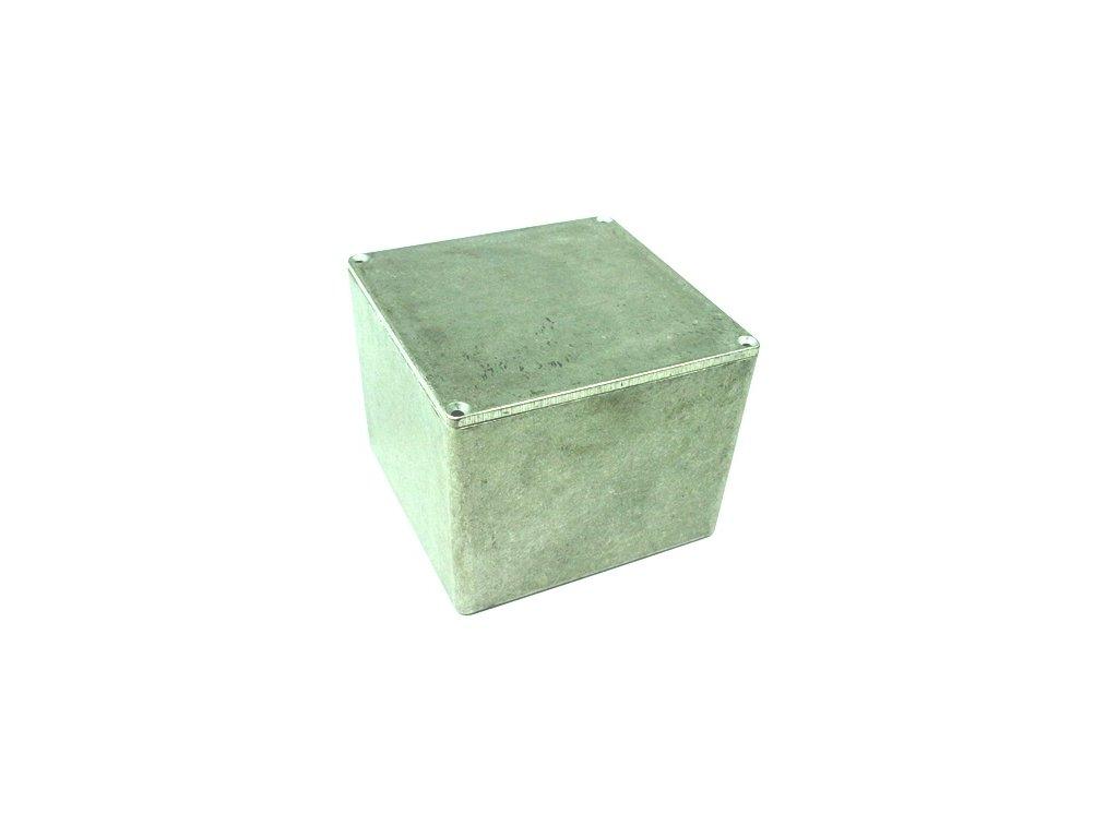 Hliníková krabička AL1612