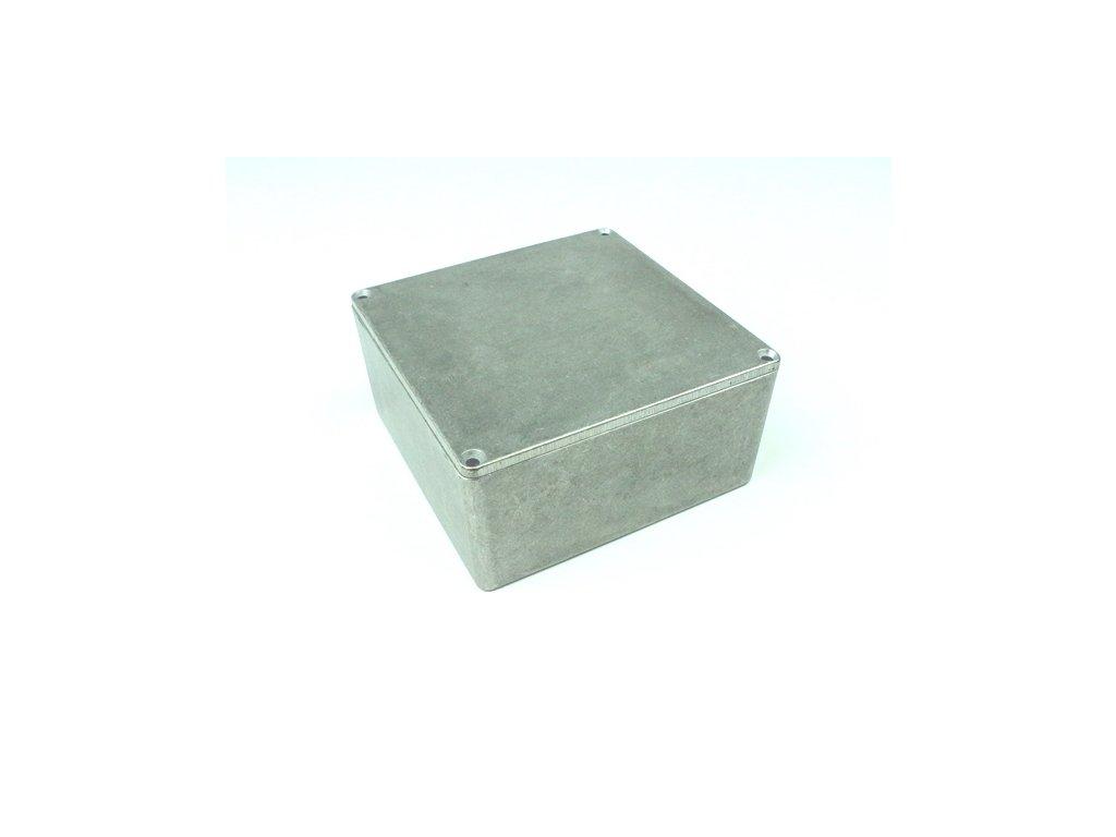 Hliníková krabička AL1613T