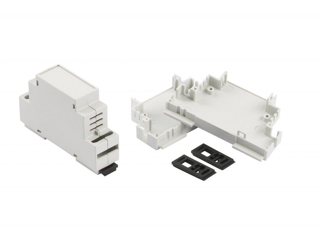 Plastová krabička BKDIN225 V/605