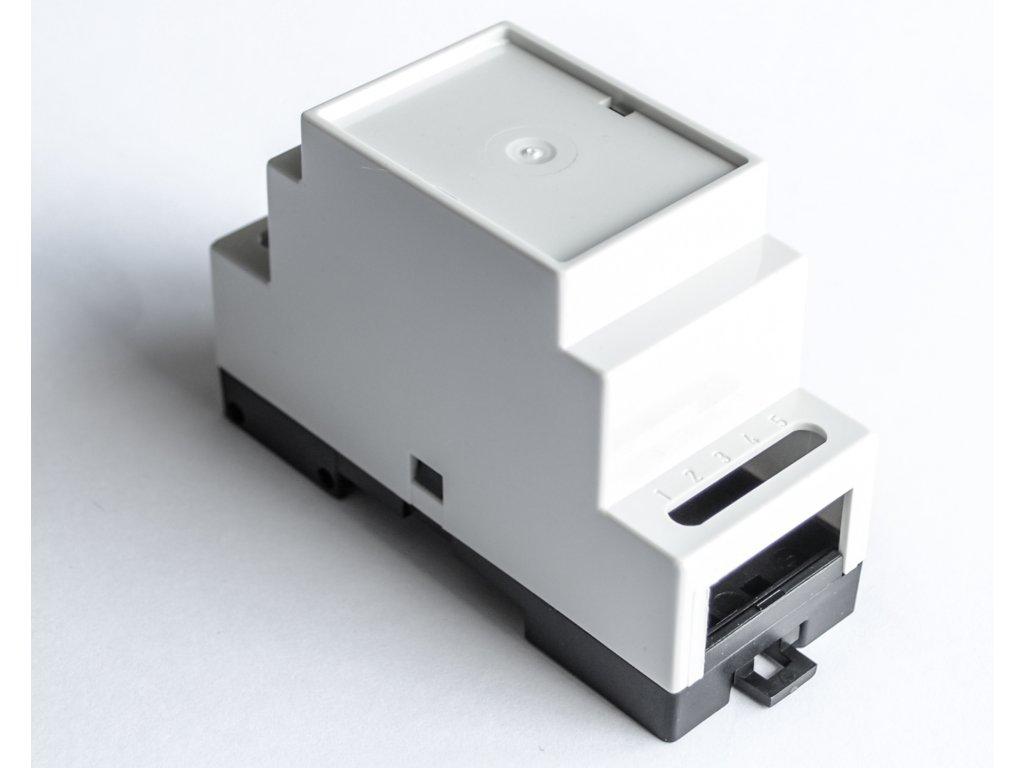 Plastová krabička BKDIN350 P/605