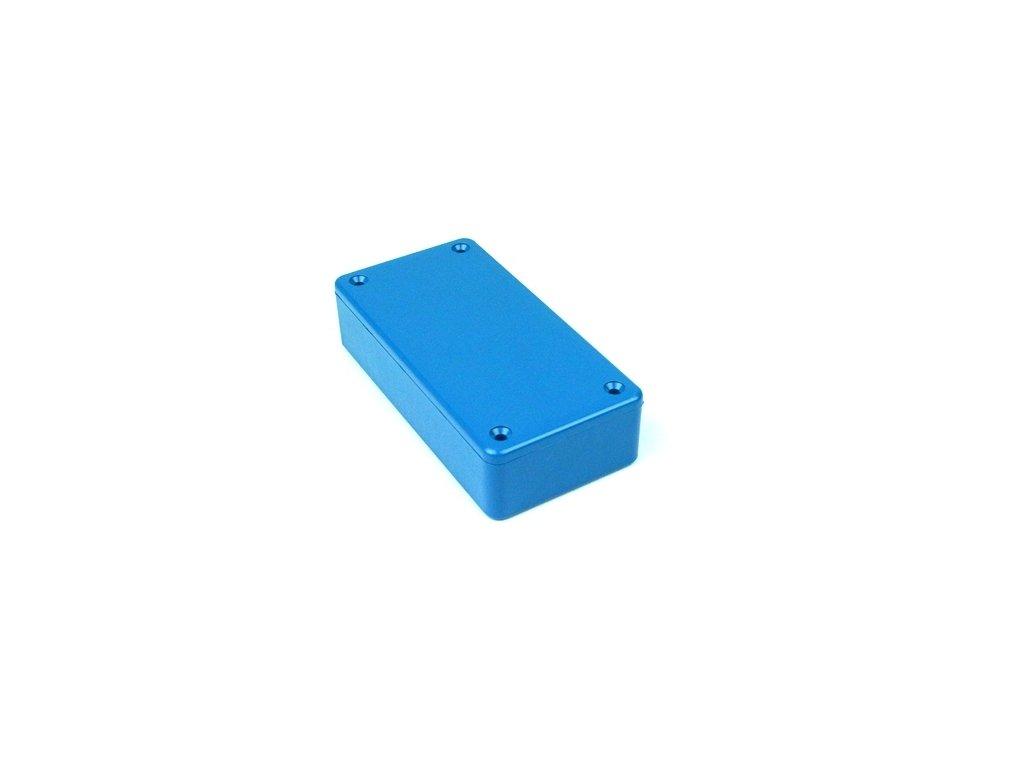 Plastová krabička HM1613, modrá