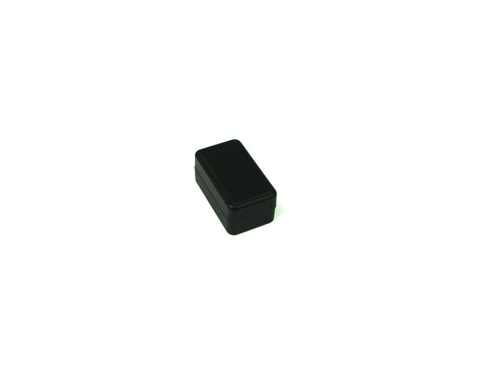 Plastová krabička HM1551I, černá
