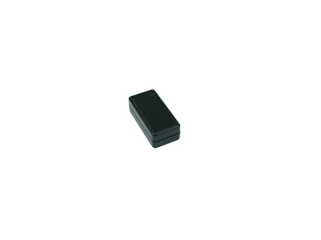 Plastová krabička HM1551J, černá