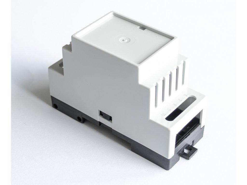 Plastová krabička BKDIN350 V/605