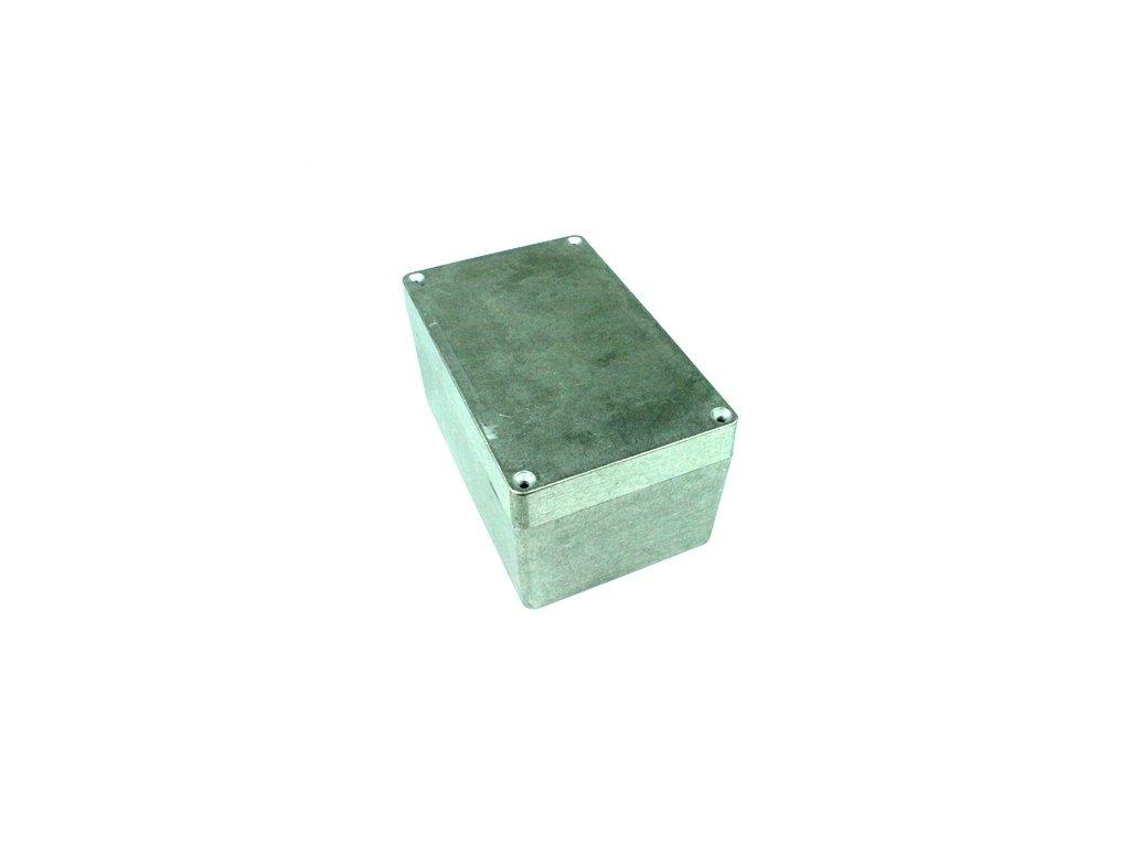 Hliníková krabička AL1614