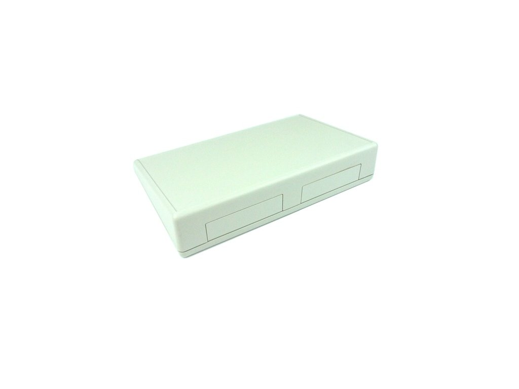 Plastová krabička HM1619, šedá