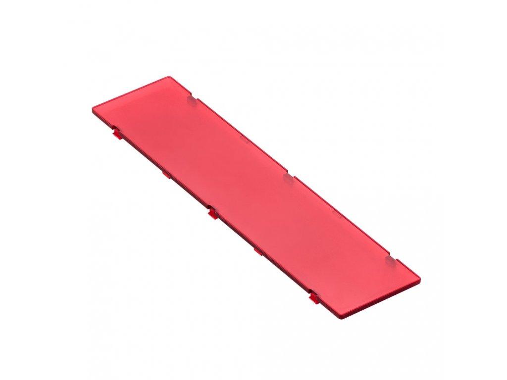 Panel ZD1010, červený