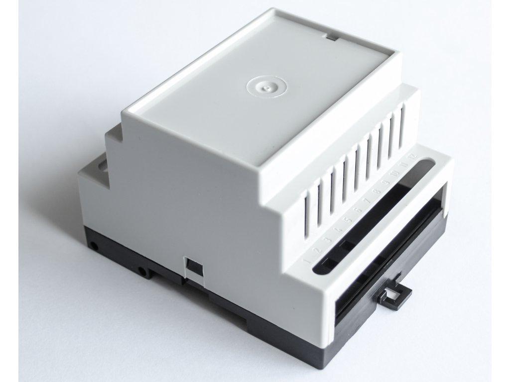 Plastová krabička BKDIN700 V/605