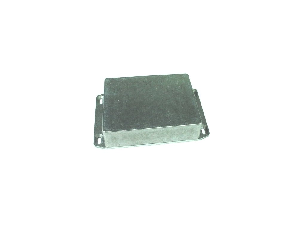 Hliníková krabička HM1590BBFL