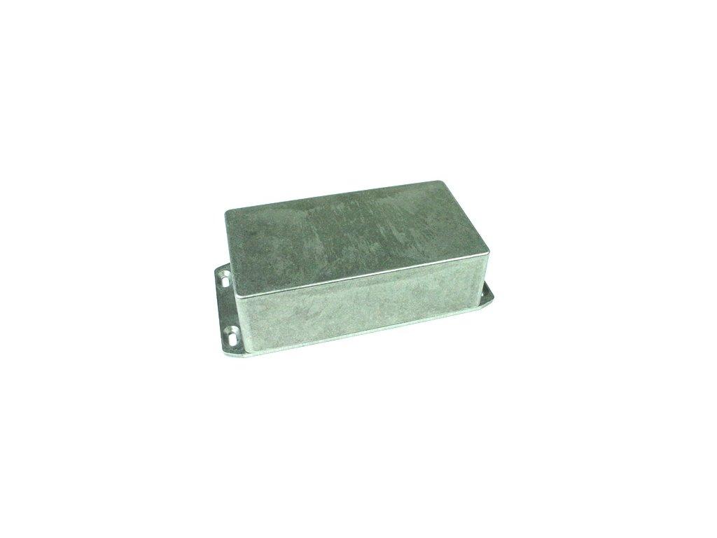 Hliníková krabička HM1590WP1FL