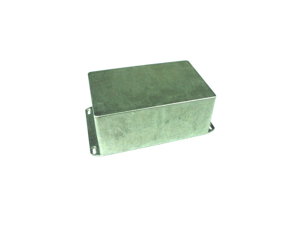 Hliníková krabička HM1590WEFL