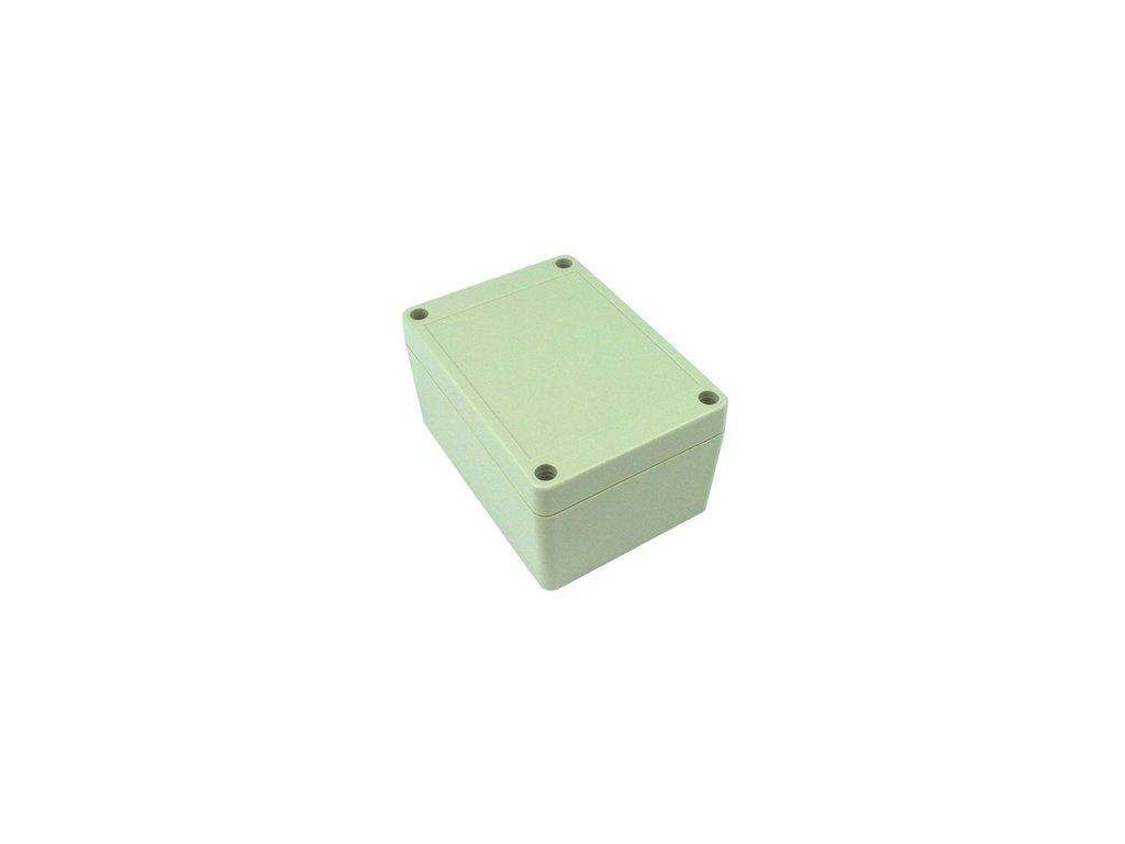 Plastová krabička BK1095, šedá