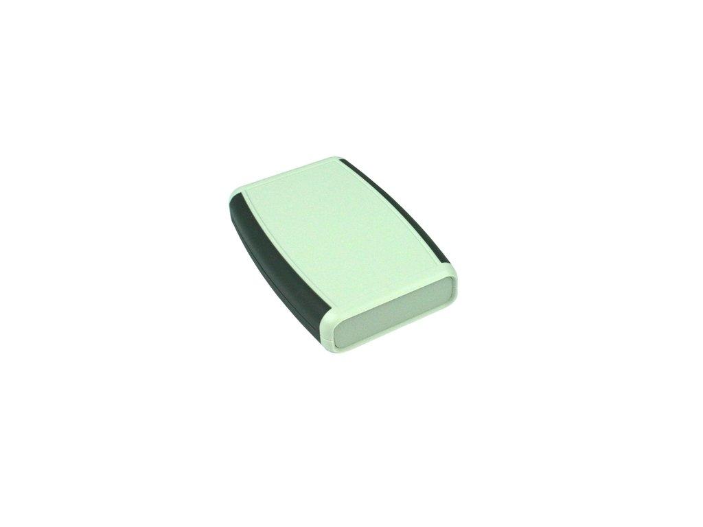 Plastová krabička HM1553, šedá