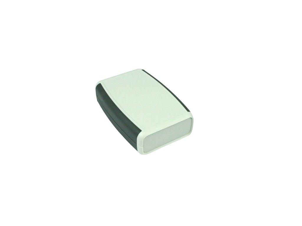 Plastová krabička HM1553CGYBAT, šedá