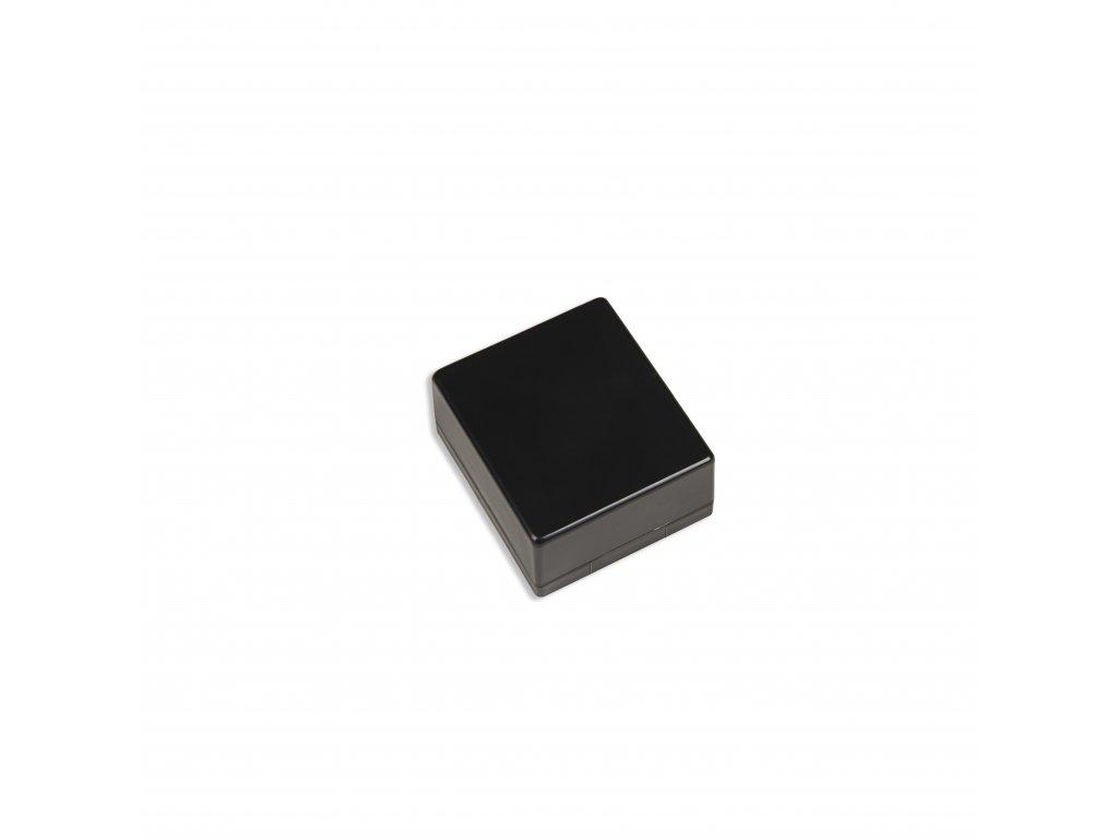 Plastová krabička KM2A, černá
