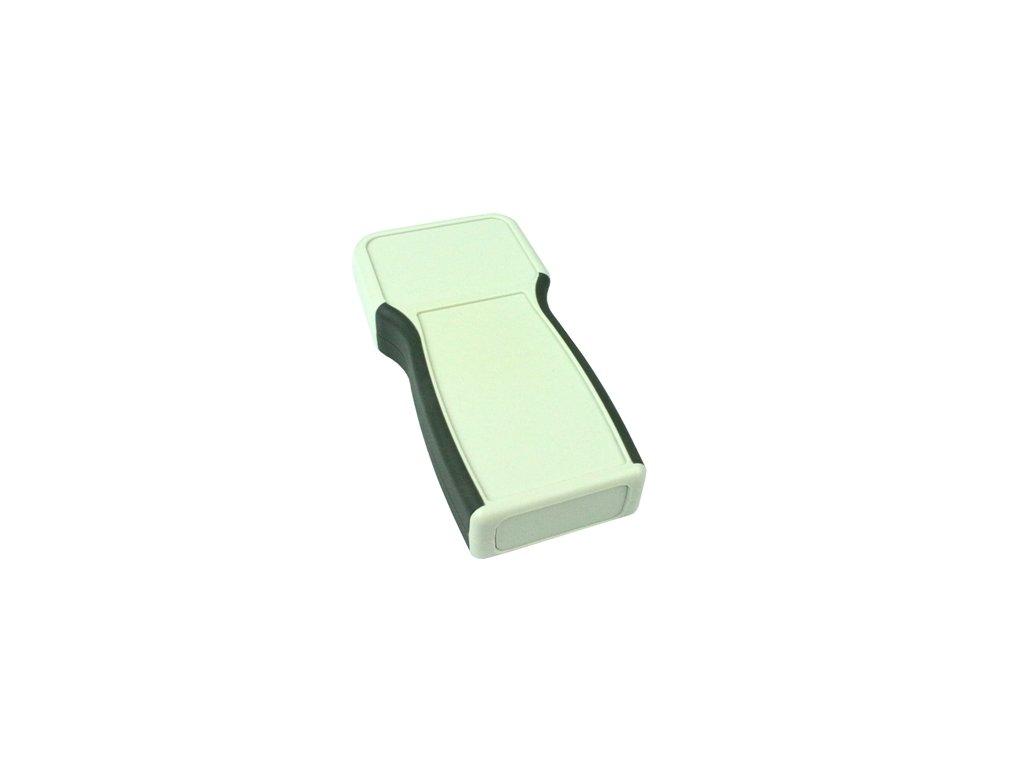 Plastová krabička HM1553TTGY, šedá
