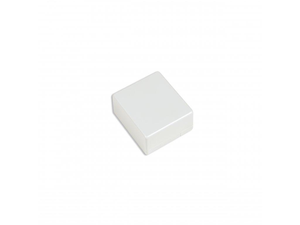 Plastová krabička KM2A, šedá