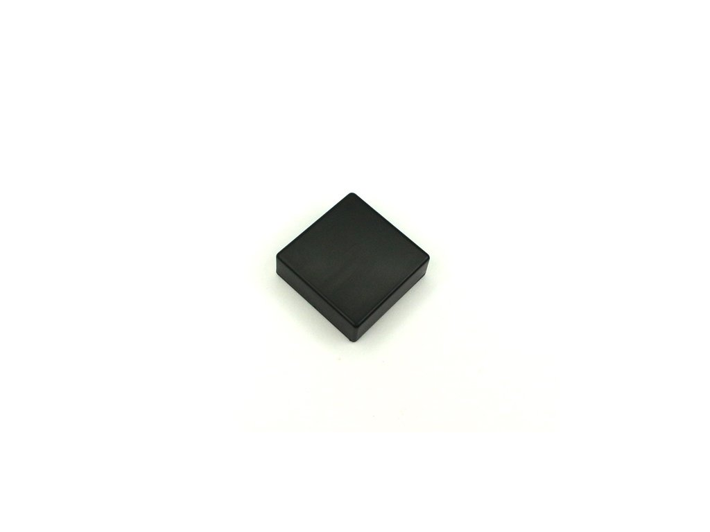 Plastová krabička KM99, černá