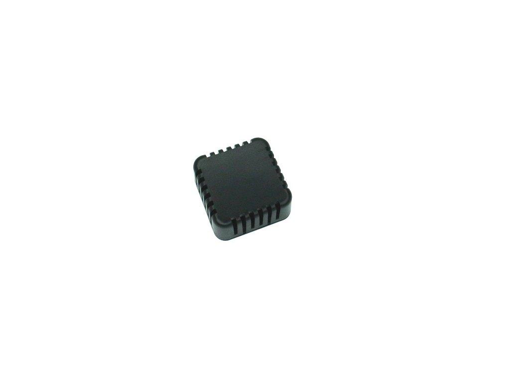 Plastová krabička HM1551V1, černá