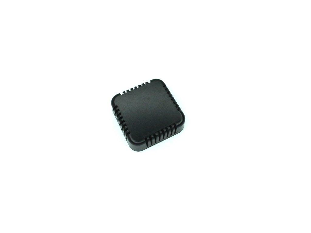 Plastová krabička HM1551V3BK, černá