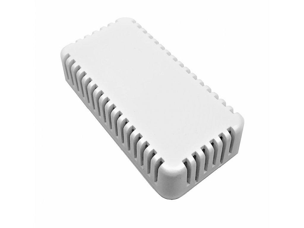 Plastová krabička HM1551V2WH, bílá