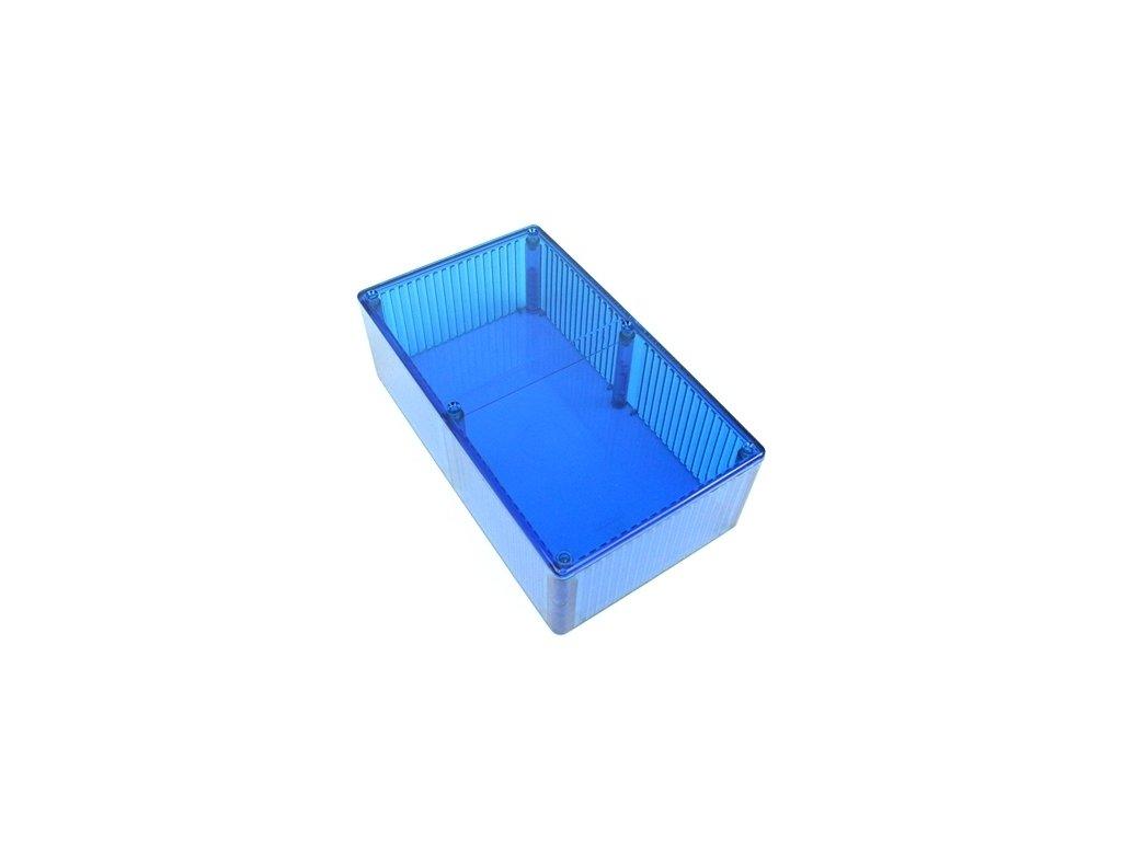 Plastová krabička HM1591ETBU, modrá