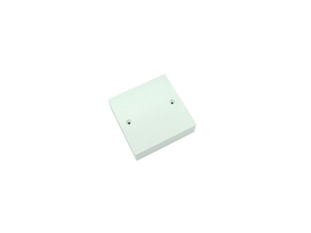Plastová krabička BK656, bílá