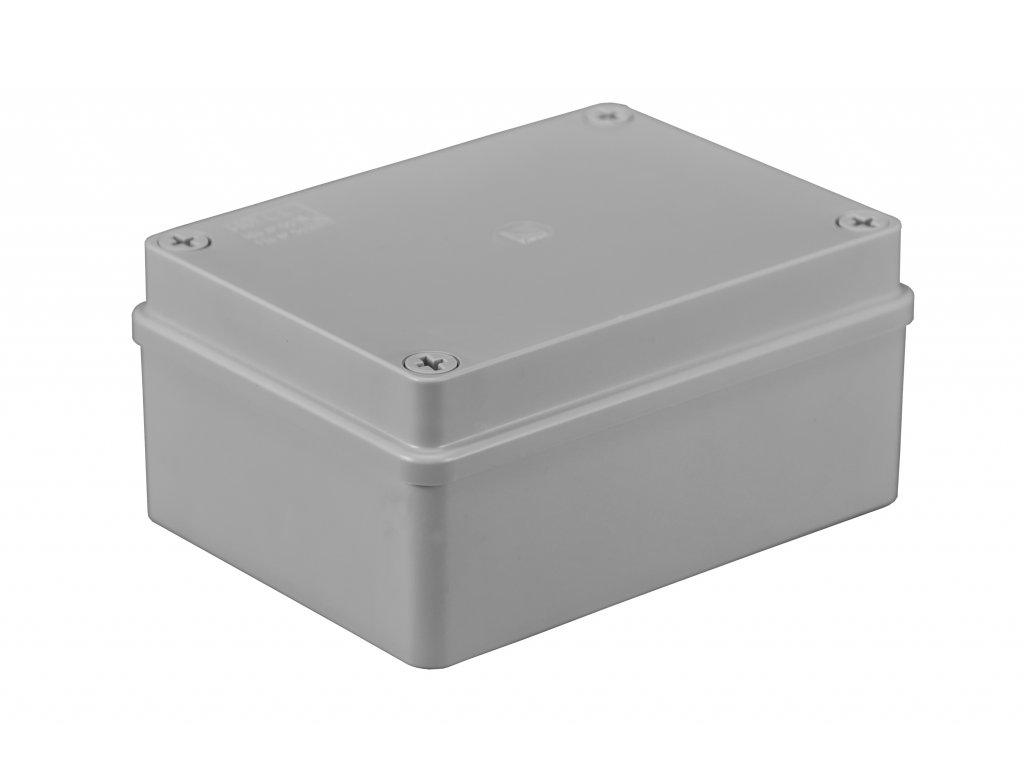 Plastová krabička S-BOX316, šedá