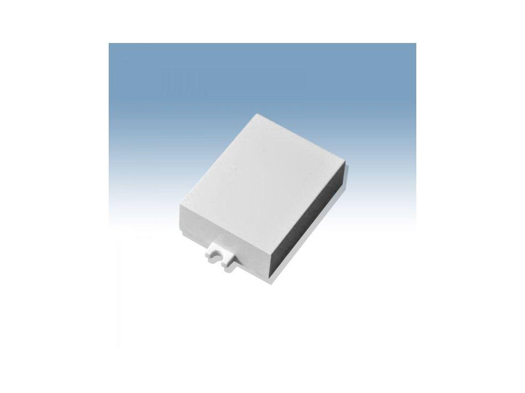 Plastová krabička KM7, šedá