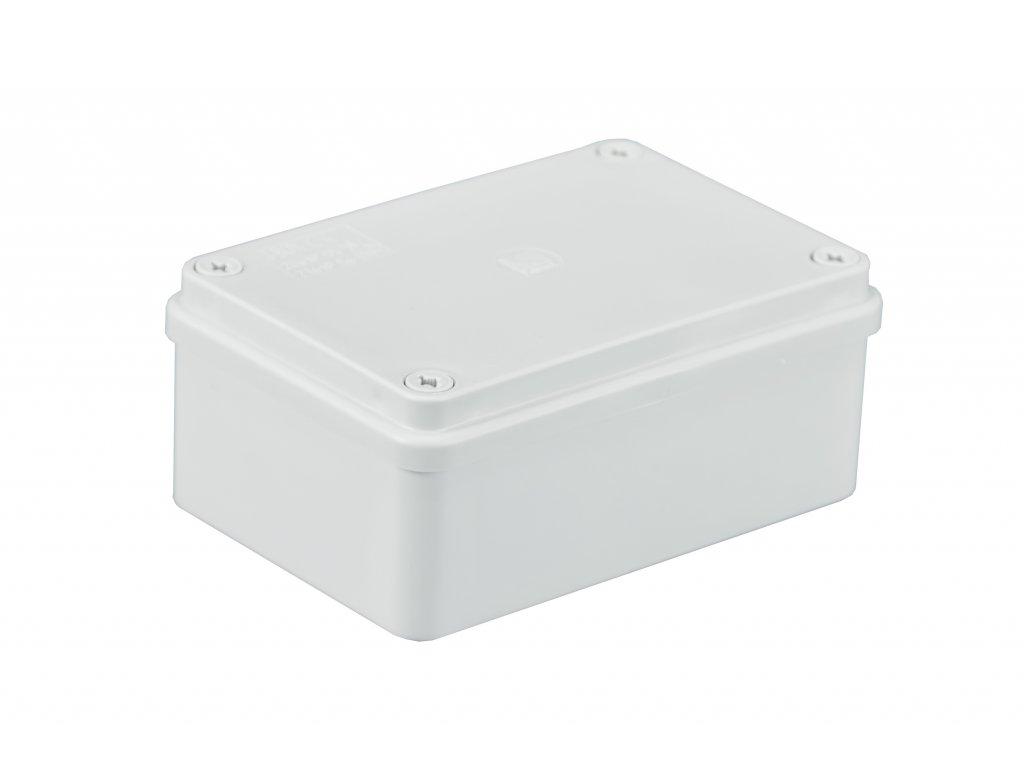 Plastová krabička S-BOX216B, bílá