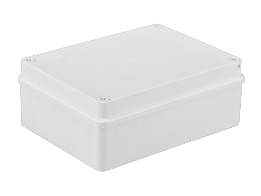Plastová krabička S-BOX416B, bílá