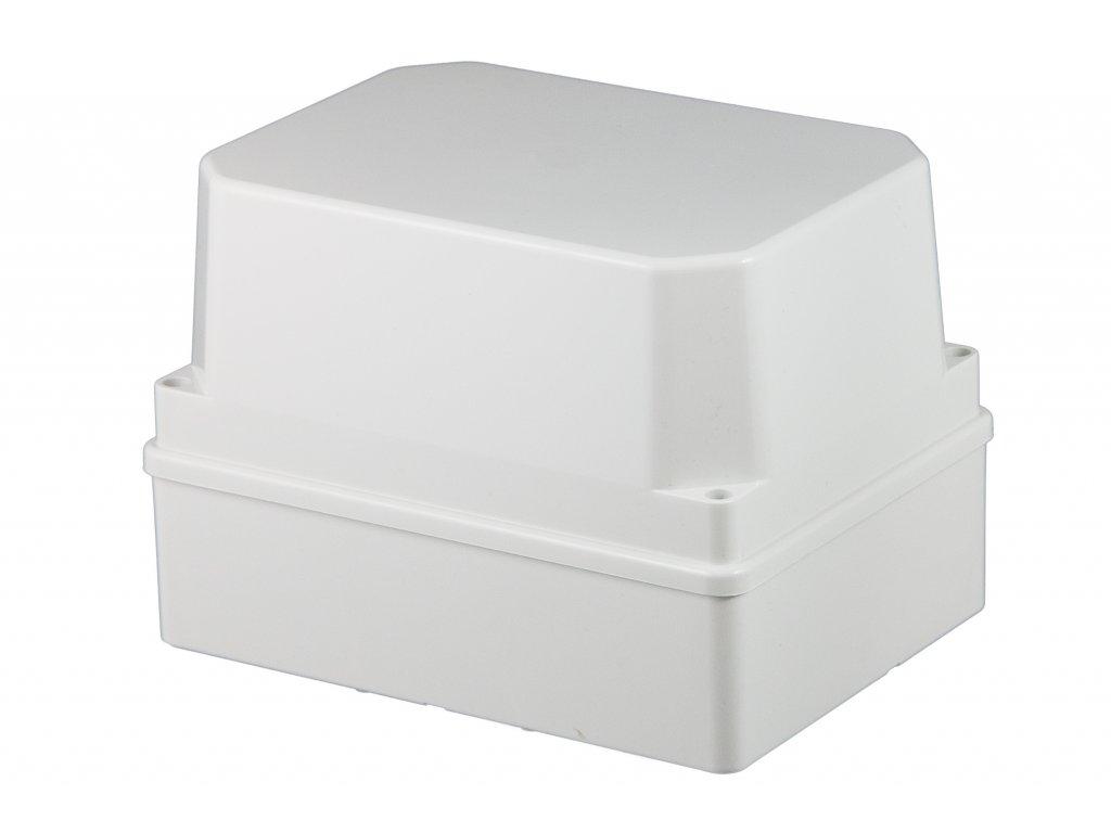 Plastová krabička S-BOX416H, šedá