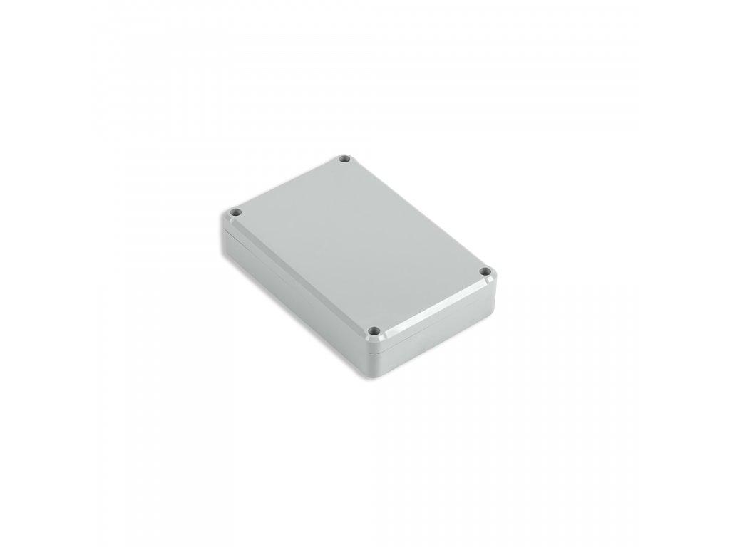 Plastová krabička KM78H TM, šedá