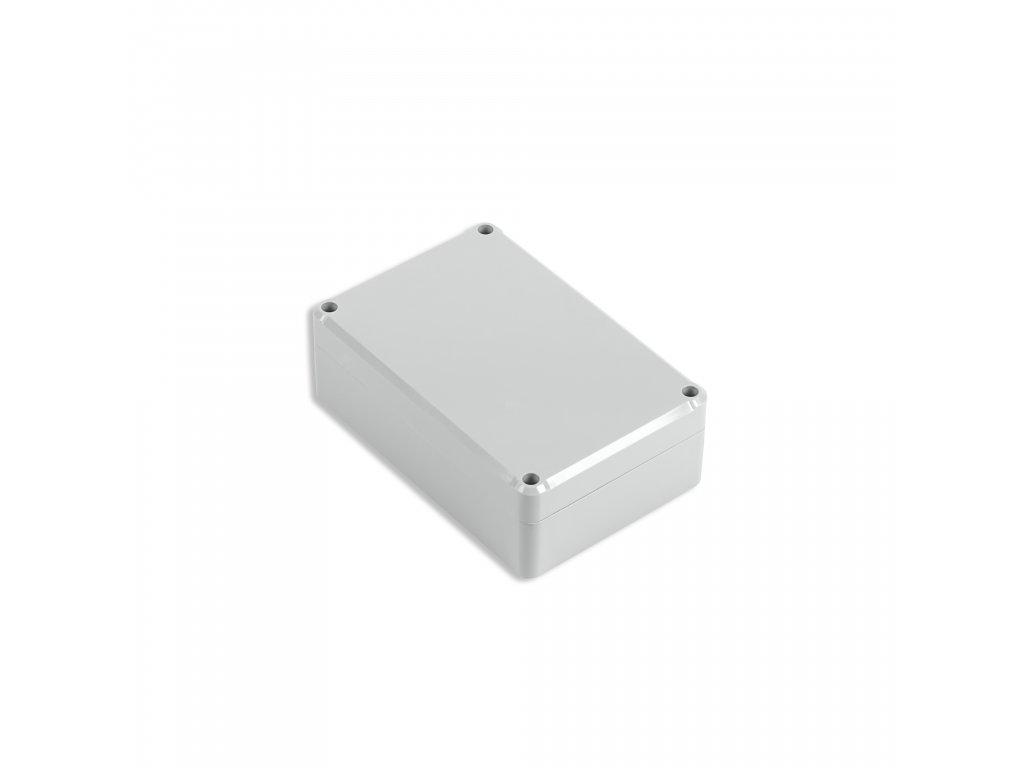 Plastová krabička KM76H TM, šedá