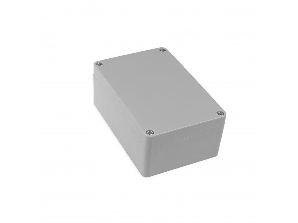 Plastová krabička KM175, šedá