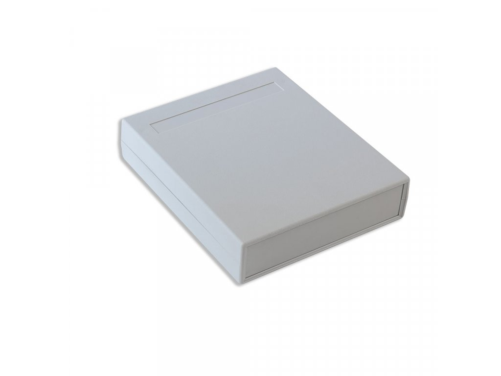 Plastová krabička KM190, šedá