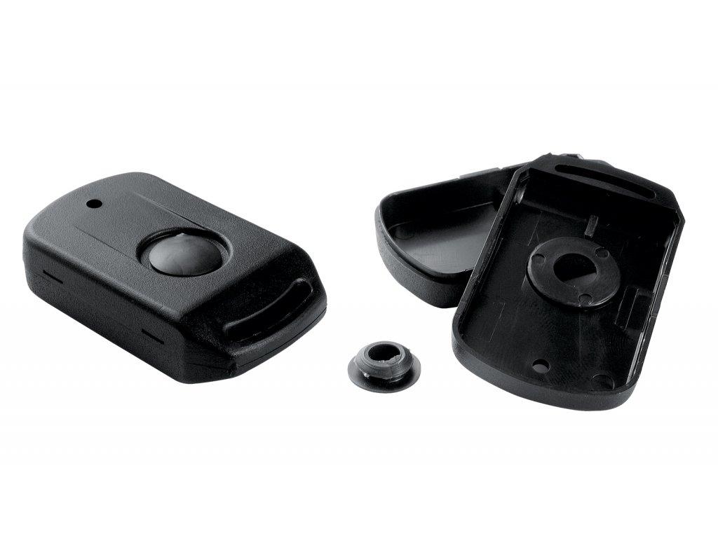 Plastová krabička KM9, černá