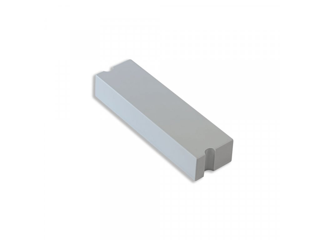 Plastová krabička KM101, šedá
