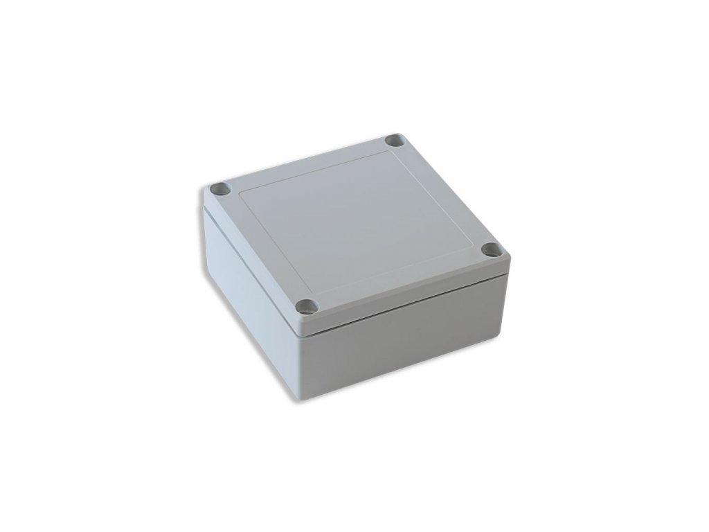 Plastová krabička KM500A, šedá