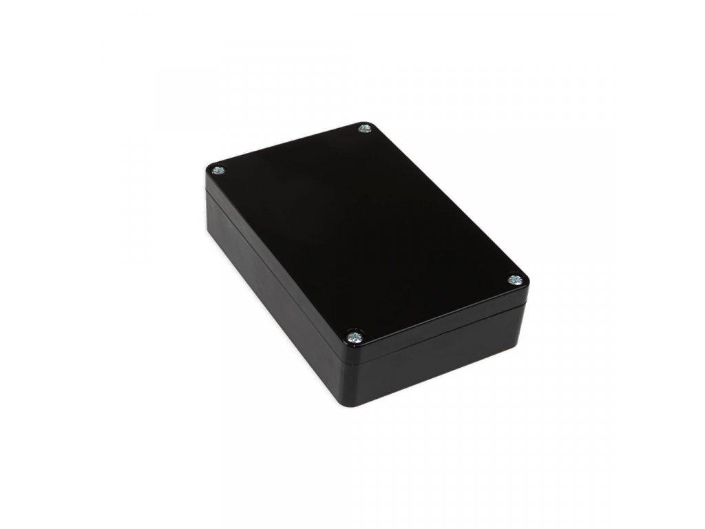 Plastová krabička KM178, černá