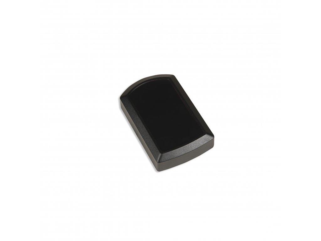 Plastová krabička KM100A, černá