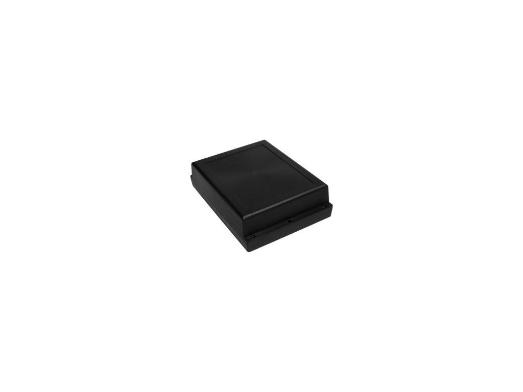 Plastová krabička Z46H ABS, černá