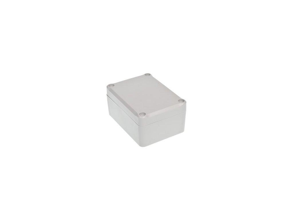 Plastová krabička Z56JH ABS, šedá